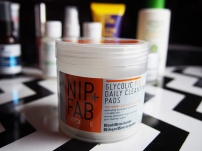 Nip+Fab - Glycolic Daily Cleansing Pads